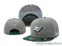 8550540ce2a NFL Snapback Hats Philadelphia Eagles Retro 2015 Draft Cap Gray Green cheap  for sale