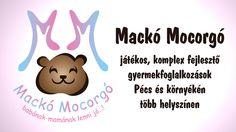 Mackó Mocorgó gyermekfoglalkozások Pécs és környékén Mac, Poppy