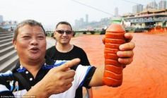 Largest River in China Mysteriously Turns Red