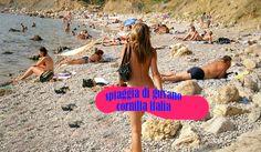 Spiaggia di Guvano  Corniglia, Italy