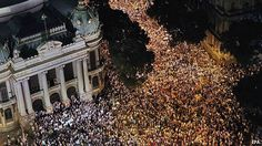 Protests in Brazil: The streets erupt | The Economist