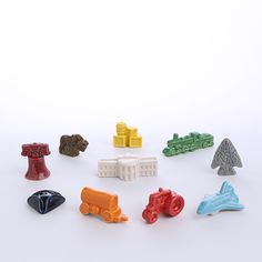 American Heritage Series | Figurine Set | Red Rose
