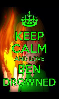 I don't usually like the keep calm things because they're annoying, but I actually think this is pretty cool. Maybe it's just because of BEN ;)