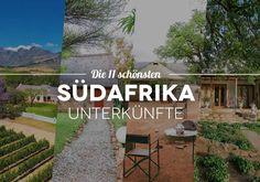 die schönsten südafrika unterkünfte Travel Around The World, Around The Worlds, South Afrika, Hotels, Us Travel, Places To Visit, Africa, Plants, Roadtrip