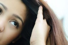 how to get rid of dye from hair
