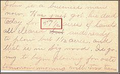 Debby's Family Genealogy Blog: What can you learn from a land record?