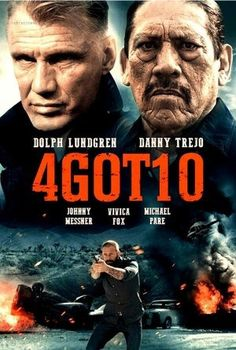 4Got10 2015 Online Full Movie.Brian Barnes (Johnny Messner) wakes up in the desert wounded and with no memory and no idea why he's surrounded by eight bodies, a van with four million in cash and a …