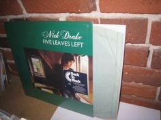 Nick Drake - Five Leaves Left - 1969 Iconic Folk Rock 180 Grm LP