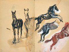 horses  franz marc