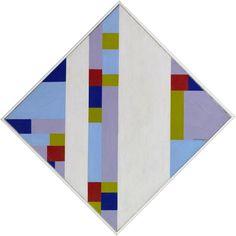 Ilya Bolotowsky, Vertical White, 1955