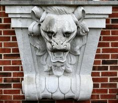 Lion From Connor Hotel Now At Mssu Grat To Have History Around Our Campus