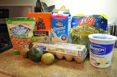 One Month Clean Eating Challenge + Healthy Grocery List {Week 2}