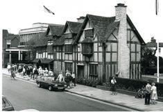 Photographed by Joe Cocks, Shakespeare birthplace. Shakespeare's Birthplace, Exhibitions, Trust, England, Street View, English