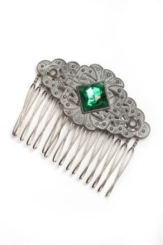 Handcrafted comb by The Ritzy Rose
