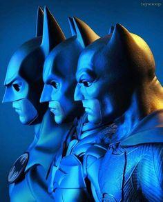Batman through the generations