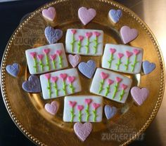 Cookies for Valentine's day