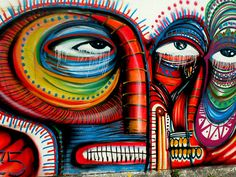 Community Post: 30 Examples Of Amazing Street Art From Around The World
