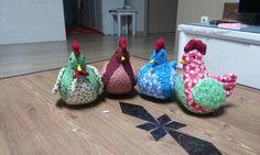 닭 단체사진~~ ^ ^