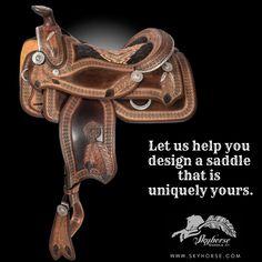 Saddles, Westerns, Roping Saddles