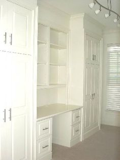 Built-In Wall Unit, cabinetry