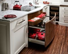 Terrific Kitchen Storage Ideas