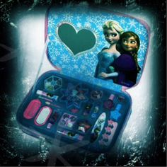Frozen Cosmetic Case