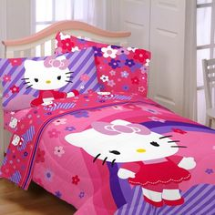 the top 20 most cute Hello kitty bedroom ideas that will help you choose a few ideas and transform your own bedroom #Bedroom