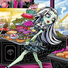 All about Monster High: ArtWorks