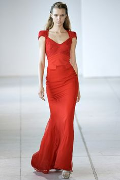 red red red- there is nothing like a red dress!
