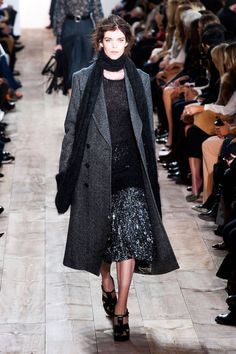 Michael Kors Fall 2014 Ready-to-Wear Runway - Michael Kors Ready-to-Wear Collection