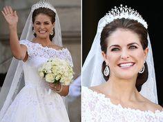 Casamento da Princesa Madeleine da Suécia ♥ Christopher O'Neill
