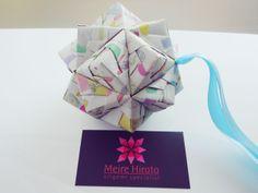 kusudama Origami <3   http://www.meirehirata.com/