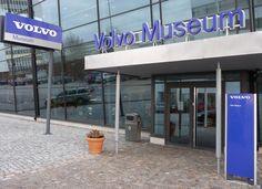 The Volvo museum, Sweden!