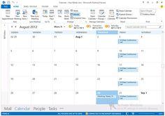 #Agenda's in #outlook ook #automatisch #vullen met veel #afspraken? Met #msexcel kan het!