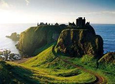 Los más fascinantes castillos de Escocia