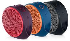 [Americanas] Caixa de Som Wireless X100 Bluetooth - Logitech R$ 104,72 + Frete !