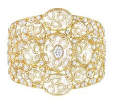 Chanel - collection Signature Magnétique - manchette