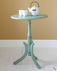 I like this table...except in black