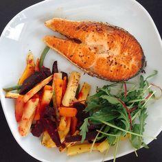Losos s grilovanou zeleninou Chicken Wings, Meat, Buffalo Wings