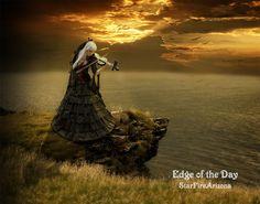 Edge of the Day by StarfireArizona.deviantart.com on @deviantART