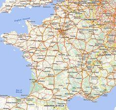 Carte de France france-france-france