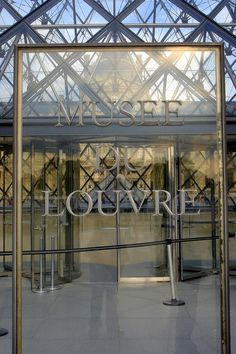 The Louvre was one of my favourite places in France.