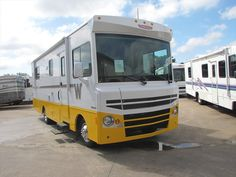 Check out this 2015 Winnebago Brave 27B listing in Kennedale, TX 76060 on RVtrader.com. It is a Class A and is for sale at $68900. Rvs For Sale, Rv Life, Recreational Vehicles, Brave, Camper, Future, Check, Caravan, Future Tense