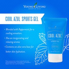 Have you cooled off with this amazing gel yet?? Details here. http://www.theoildropper.com/get-your-cool-azul/