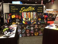 """Last day of the ASI Orlando Show! Visit us at booth 1515. Say """"Hello"""" to Craig & Audrey!"""