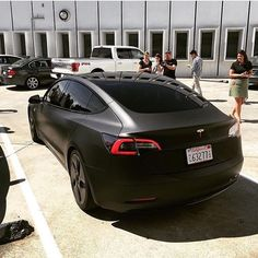 The new Model 3 in the sun!  @car  #tesla #zeroemissions #teslagram #teslaenergy #teslamotors #car #cars #carshow #carsofintagram #carswithoutlimits #amazingcars247 #blacklist #speedlist #speed #performance #sustainability #acceleration #safety #spacex #electriccar #electric #supercar #supercharger #teslamodels #elonmusk #nikolatesla #modelS.  Please share like comment and follow! Re-post by Hold With Hope