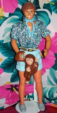 Animal Lovin Ken® Doll