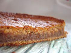 gateau à la crème de marron...tout simple  ( chez nous, ce sera avec un peu de chantilly bien vanillée  :)