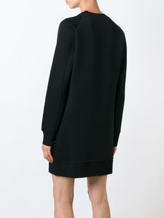 Fendi платье-толстовка 'Bag Bugs'
