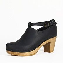 b84e67f756f25 No.6 classic shoe high heel Wedge Loafers